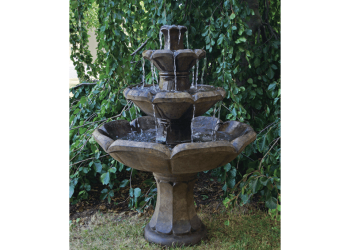 Montreaux Three-Tier Fountain