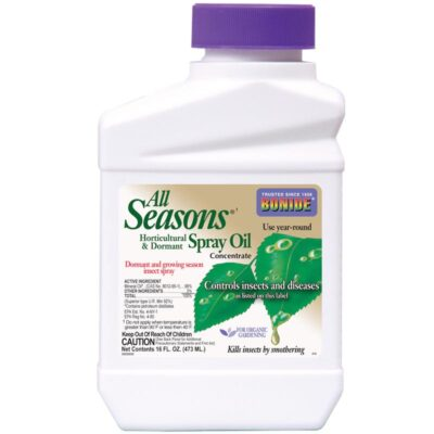 Bonide® All Seasons® Horticultural Oil Concentrate