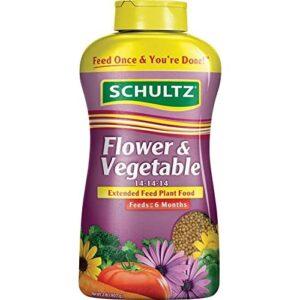Schultz® Flower & Vegetable Food